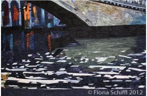 Dawn in Venice Fiona Schiffl detail 1