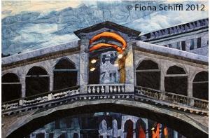 Dawn in Venice Fiona Schiffl detail 2