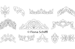 FLTW Vol 2 Fiona Schiffl designs