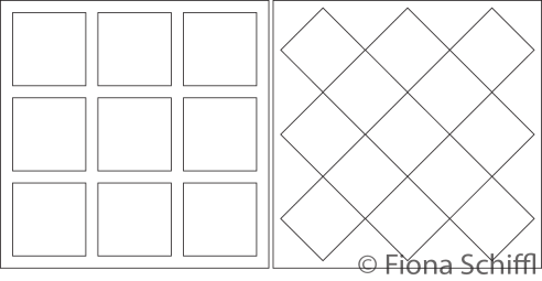 Traditional block settings.