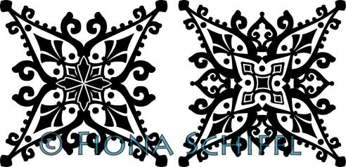 Mandala 1 Fiona Schiffl