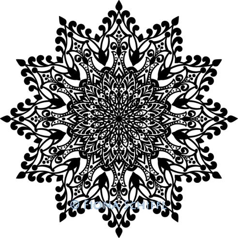 Mandala 2 Fiona Schiffl