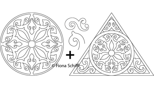 Wrought iron table design process Fiona Schiffl
