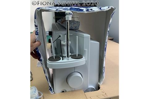 Bernina 880 sewing machine cover Fiona Schiffl 2